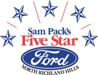 Five Star Ford North Richland Hills logo