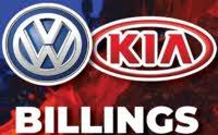 Rimrock Volkswagen Kia logo