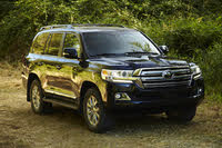 2020 Toyota Land Cruiser Overview