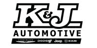 K & J Chrysler Dodge Jeep Ram logo