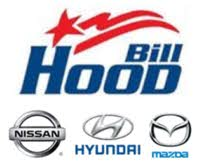 Bill Hood Mazda Nissan Hyundai logo