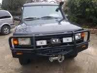 Picture of 1998 Land Rover Discovery 4 Dr 50th Anniversary AWD SUV, exterior, gallery_worthy