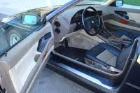 Picture of 1994 BMW 8 Series 840Ci RWD, interior, gallery_worthy