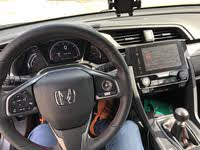 Picture of 2018 Honda Civic Coupe Si with Summer Tires, interior, gallery_worthy