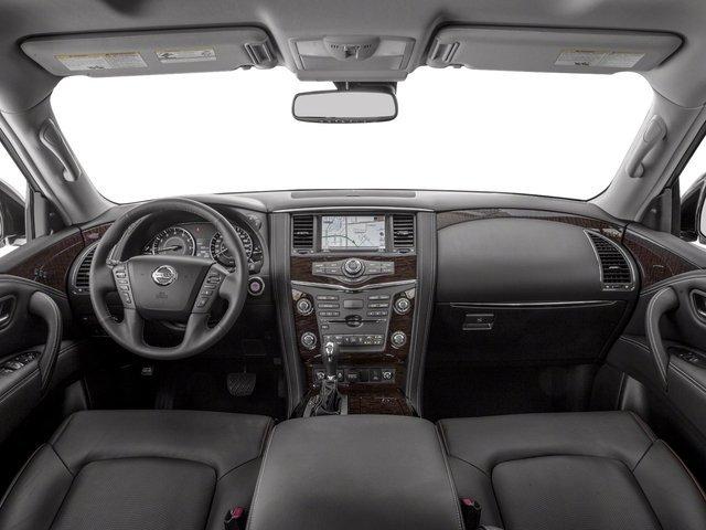Picture of 2018 Nissan Armada Platinum 4WD, interior, gallery_worthy
