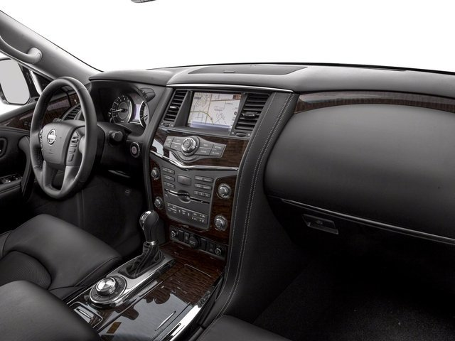 Picture of 2018 Nissan Armada Platinum 4WD, interior, gallery_worthy