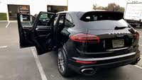 Picture of 2017 Porsche Cayenne Platinum Edition AWD, exterior, gallery_worthy