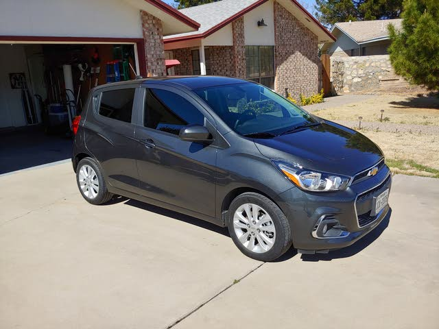 Picture of 2017 Chevrolet Spark 1LT FWD