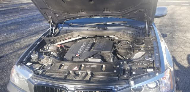 Picture of 2014 BMW X3 xDrive35i AWD, engine, gallery_worthy