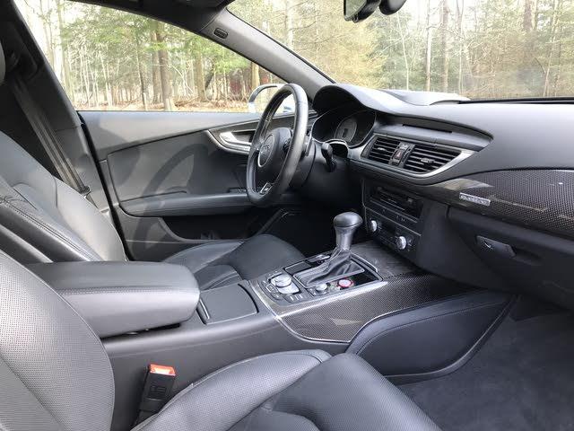 2015 Audi S7 Interior Pictures Cargurus