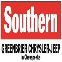 Southern Chrysler Jeep - Greenbrier logo