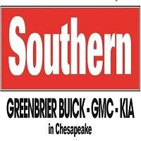 Southern GMC - Greenbrier logo
