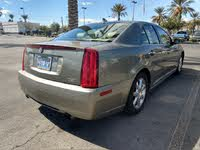 2010 Cadillac STS Overview