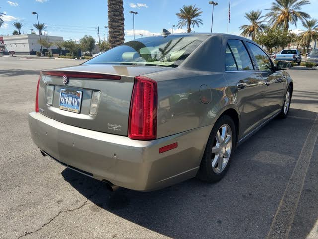 Picture of 2010 Cadillac STS V6 Luxury RWD