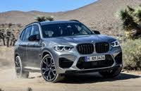 2020 BMW X3 M Overview