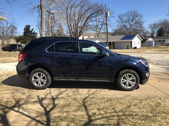 Picture of 2017 Chevrolet Equinox LT AWD