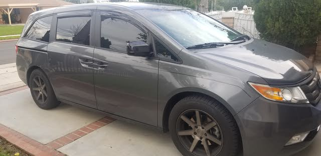 Picture of 2013 Honda Odyssey LX FWD