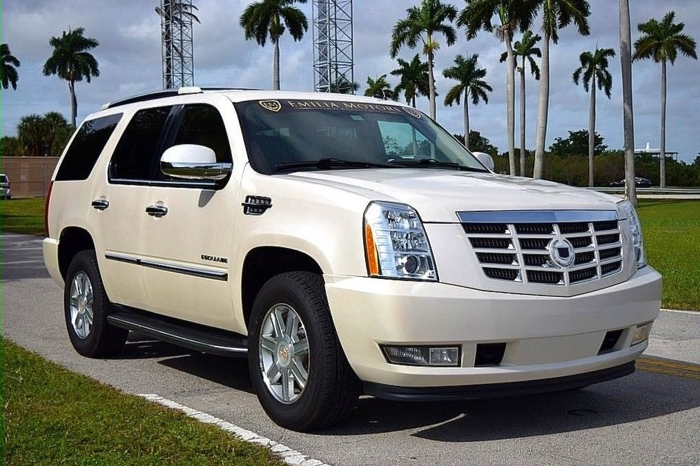 Admirable 2012 Cadillac Escalade Overview Cargurus Wiring Database Wedabyuccorg