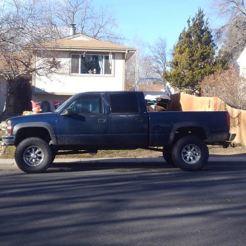 Picture of 1999 Chevrolet C/K 2500 Crew Cab HD 4WD, exterior, gallery_worthy
