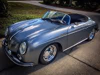 Picture of 1958 Porsche 356 A Speedster RWD, exterior, gallery_worthy