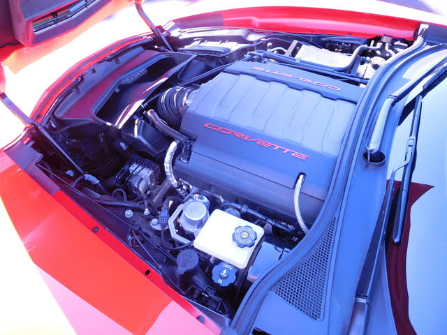 Picture of 2014 Chevrolet Corvette Stingray Z51 2LT Coupe RWD, engine, gallery_worthy