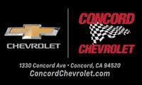 Concord Chevrolet logo