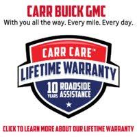 Carr Buick GMC logo