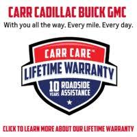 Carr Cadillac Buick GMC logo