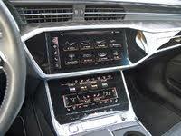 2019 Audi A6 3.0T quattro Prestige Sedan AWD, 2019 Audi A6 Prestige MMI Main Menu Display, interior, gallery_worthy