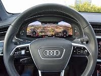 2019 Audi A6 3.0T quattro Prestige Sedan AWD, 2019 Audi A6 Prestige Virtual Cockpit Map View, interior, gallery_worthy