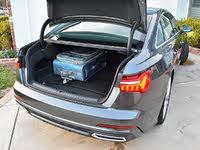 2019 Audi A6 3.0T quattro Prestige Sedan AWD, 2019 Audi A6 Prestige trunk space, interior, gallery_worthy