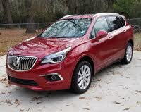 Picture of 2017 Buick Envision Preferred AWD, exterior, gallery_worthy