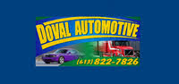 Doval Automotive logo