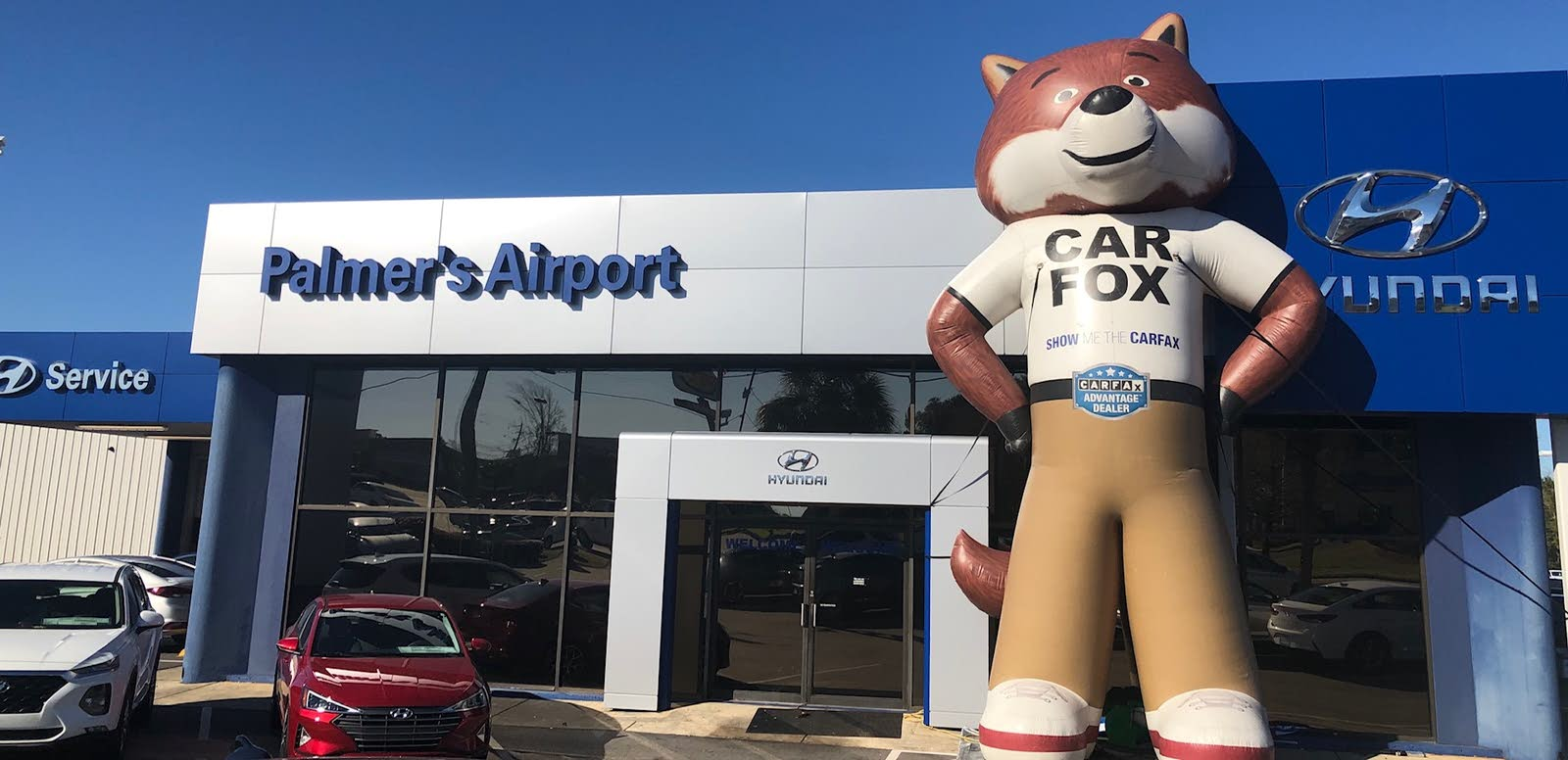 Honda Dealership Mobile Al >> Palmer's Airport Hyundai - Mobile, AL: Read Consumer reviews, Browse Used and New Cars for Sale