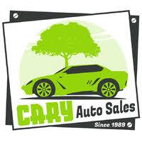 Cary Auto Sales logo