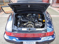 Picture of 1992 Porsche 911 Carrera Convertible, engine, gallery_worthy