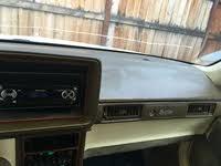Picture of 1988 Cadillac Eldorado Coupe FWD, interior, gallery_worthy