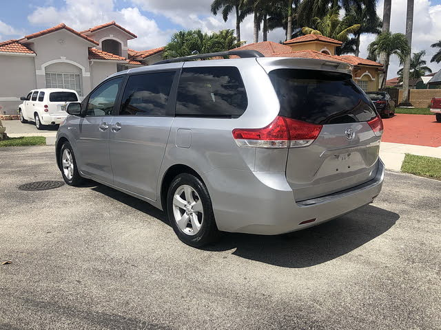 Picture of 2011 Toyota Sienna LE 8-Passenger