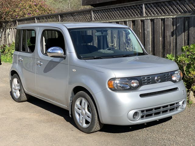 Picture of 2013 Nissan Cube 1.8 SL