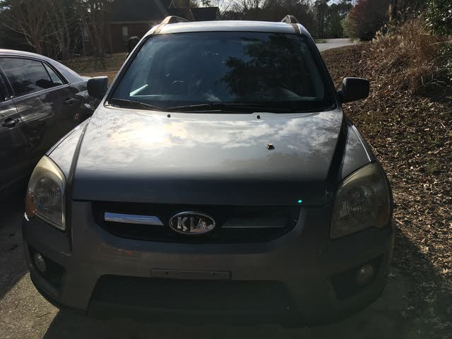 Picture of 2010 Kia Sportage EX V6, exterior, gallery_worthy