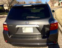 Picture of 2009 Toyota Highlander Limited, exterior, gallery_worthy