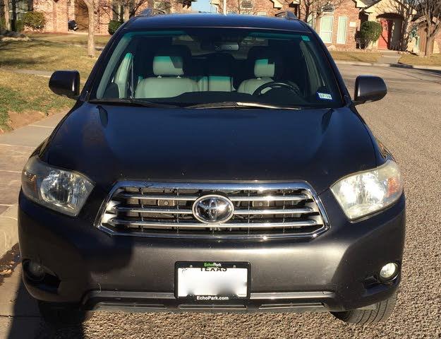Image de 2009 Toyota Highlander Limited