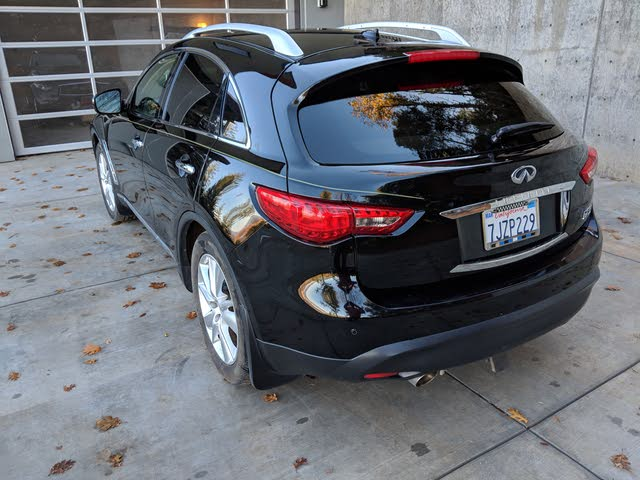 Picture of 2012 INFINITI FX35 Limited Edition AWD