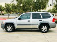 2006 Isuzu Ascender Picture Gallery