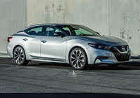 Picture of 2017 Nissan Maxima SR FWD, exterior, gallery_worthy