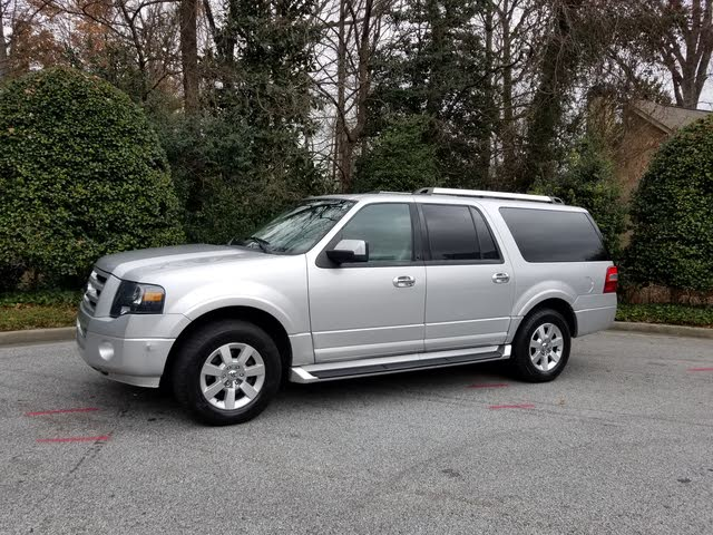 Foto de un 2010 Ford Expedition EL Limited