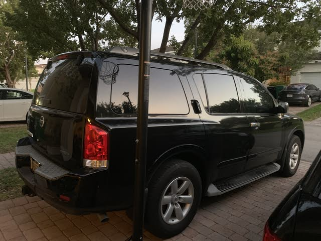 Picture of 2012 Nissan Armada SV