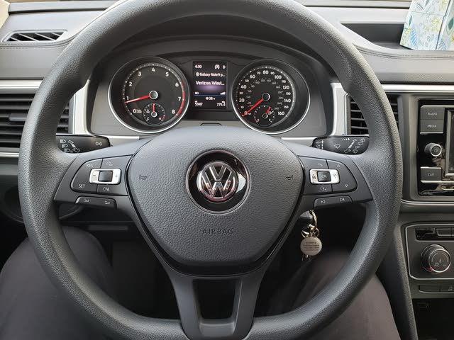 2018 Volkswagen Atlas - Interior Pictures - CarGurus