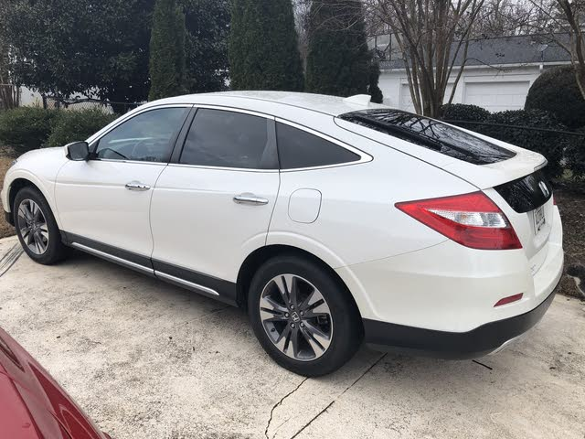 Picture of 2015 Honda Crosstour EX-L V6, exterior, gallery_worthy