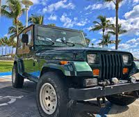 Picture of 1988 Jeep Wrangler Sahara 4WD, gallery_worthy